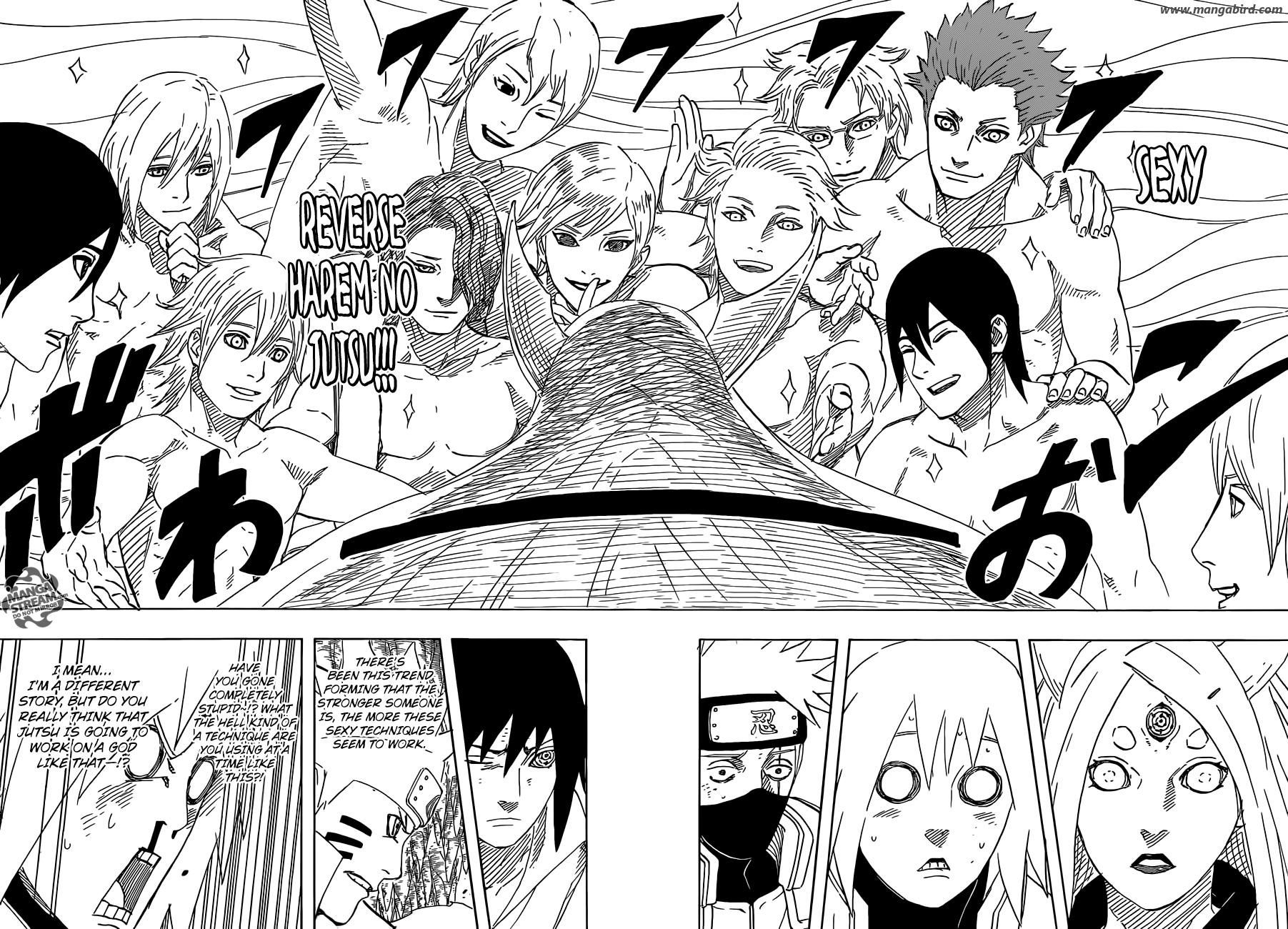 naruto and sasuke vs zabuza haku relationship